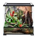 Террариум стеклянный 60х45х60 см