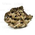 """UDeco Dragon Stone S - Натуральный камень """"Дракон"""" для оформления аквариумов и террариумов, 1 шт."""
