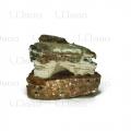 """UDeco Colorado Rock S - Натуральный камень """"Колорадо"""" для оформления аквариумов и террариумов, 1 шт."""