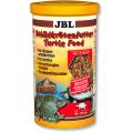 JBL Turtle food - Основной корм для водных черепах размером 10-50 см, 250 мл (30 г)