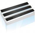 Комплект пластиковых крышек для Juwel Rio 300, 3 шт черный (93985)