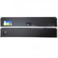 Комплект пластиковых крышек для Juwel Rio 240, 2 шт черный (93915)
