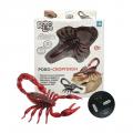 Робо-скорпион ИК красный,свет.эфф