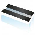 Комплект пластиковых крышек для Juwel Lido 120, 2 шт черный (93922)