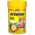 JBL NovoArtemio - Дополнительный корм с артемией для любых аквариумных рыб, 250 мл (18 г)