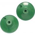 Присоска зеленая усиленная для плотиков
