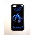 Чехол противоударный силиконовый Геккон для смартфона iPhone 6/6S