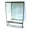 Террариум видовой AquaPlus VISION 40 (300х300х450-5) вертикальный