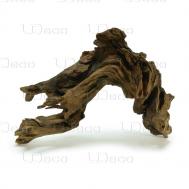 """UDeco Coral Driftwood XS - Натуральная коряга """"Коралловая"""" для оформления аквариумов и террариумов, 1 шт."""