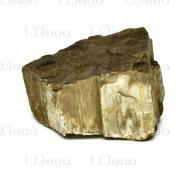 """UDeco Fossilized Wood Stone L - Натуральный камень """"Окаменелое дерево"""" для оформления аквариумов и террариумов, 1 шт."""