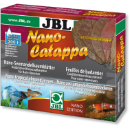 JBL NanoCatappa - Лечебные листья катаппы в нано-формате, 10 шт.