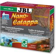 JBL Nano-Catappa - Листья тропического миндального дерева для пресноводных нано-аквариумов, 10 шт.