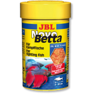 JBL NovoBetta - Основной корм для петушков, 100 мл.