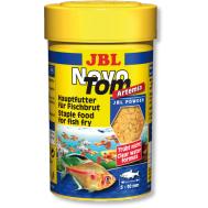 JBL NovoTom Artemia - Пылевидный корм для мальков с артемией, 100 мл. (60 г.)