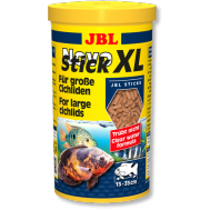 "JBL NovoStick XL - Корм для крупных цихлид в форме ""палочек"", 1000 мл. (400 г.)"