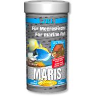 """JBL Maris- Корм класса """"премиум"""" в форме хлопьев для рыб, обитающих в морской воде, 250 мл. (40 г.)"""