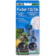 JBL FixSet 12/16 (CP e700/900) - Набор присосок для крепления шлангов/трубок 12/16 мм. для фильтров CristalProfi е700/е900