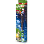 JBL ProTemp S 100 - Регулируемый нагреватель для аквариума с автоматическим отключением и защитным кожухом, 100 Вт