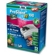 JBL ProSilent a100 - Сверхтихий компрессор 100 л/ч для аквариумов 40-150 литров