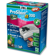JBL ProSilent a200 - Сверхтихий компрессор 200 л/ч для аквариумов 50-300 литров