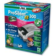 JBL ProSilent a300 - Сверхтихий двухканальный компрессор 300 л/ч для аквариумов 100-400 литров