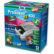 JBL ProSilent a400 - Сверхтихий двухканальный компрессор 400 л/ч для аквариумов 200-600 литров