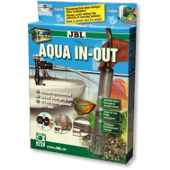 JBL Aqua In-Out Komplett-Set NEW!!- Система для эффективной подмены воды при обслуживании аквариума, новая модификация