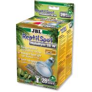 JBL ReptilSpot HaloDym 28W - Галогеновая неодимовая лампа для освещения и обогрева террариума, 28 ватт