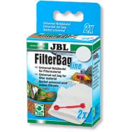 JBL FilterBag - Мешок для наполнителей емкостью до 1,5 л., с клипсой-защелкой, 2 шт.