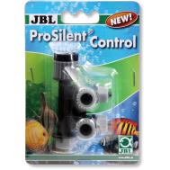 JBL ProSilent Control. Высокоточный регулируемый воздушный вентиль.