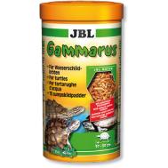JBL Gammarus - Корм-лакомство для водных черепах, очищенный гаммарус, 250 мл. (25 г.)