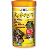 """JBL Agivert - Растительный корм в форме """"палочек"""" для черепах, 1 л. (420 г.)"""