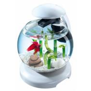 Аквариум  Tetra Caskade Globe 6.8l БЕЛЫЙ - Круглый аквариум (Диаметр 27.9)