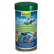 Корм для всех видов  рыб со спирулиной Tetra Pro Algae 250 ml чипсы