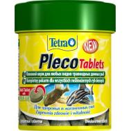 Корм для травоядных донных рыб Tetra Pleco Tablets 120 табл.