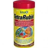 Корм для усиления насыщенности окраса Tetra Rubin 250ml хлопья
