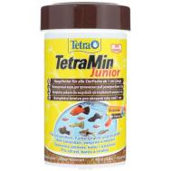 Корм основной для всех видов рыб Tetra Min Mini  Junior мелкие хлопья