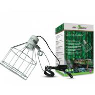 Светильник на зажиме 08RL, металлическая сетка, 200Вт, 142мм