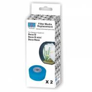 """Материал фильтрующий для фильтра аквариума """"Deco O""""/""""Deco Mini""""/""""Deco Max"""", 75*30*75мм"""