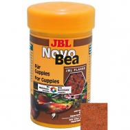 JBL NovoBea - Основной корм в форме хлопьев для небольших пресноводных аквариумных рыб и мальков, 100 мл (28 г)