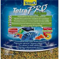 Корм для всех видов рыб со спирулиной Tetra Pro Algae 12 g чипсы