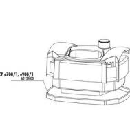 JBL CP e40x/70x/90x pump head washer - Уплотнительная прокладка головы внешнего фильтра