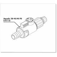 JBL AquaEx 20-45/45-70 lever