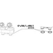 JBL CP e40x/70x/90x O-ring for hose connector block - Уплотнительное кольцо для блока подключения шлангов, 2 шт.