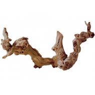 Коряга комель виноградной лозы, XL (80-100 см)