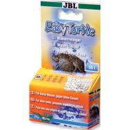 JBL EasyTurtle - Специальный препарат в форме гранул для устранения неприятного запаха в акватеррариумах с водными черепахами, 25 г, на 50 л