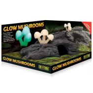 Декор светящиеся грибы для террариума Exo Terra