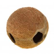 JBL Cocos Cava 1/1L - Пещерка из скорлупы кокосового ореха для аквариума и террариума