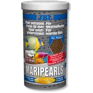 "JBL MariPearls - Корм класса ""премиум"" в форме гранул для морских обитателей, 1000 мл. (520 г.)"