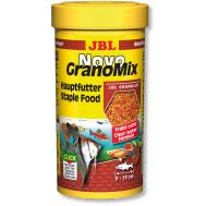 """JBL NovoGranoMix Refill - Основной корм в форме смеси гранул для """"общих"""" аквариумов, 250 мл. (110 г.)"""